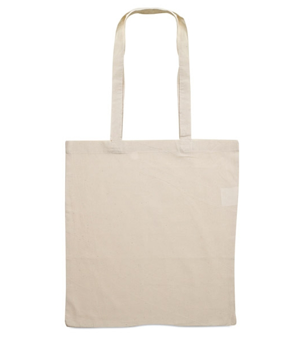 Stoffen Tas Beschilderen : Bestel uw katoenen tas lange hengsels grams cm
