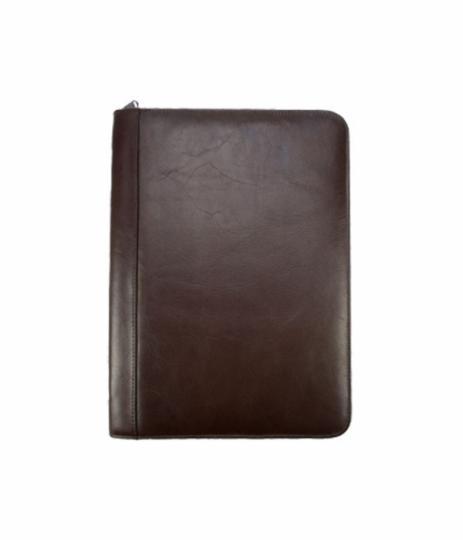 59d84b05c58 Bestel uw Tobago Leather Portfolio Executive in het bruin op